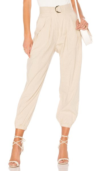 "Tularosa Melina Jogger in beige - ""Everything is easy breezy with the Tularosa x REVOLVE..."