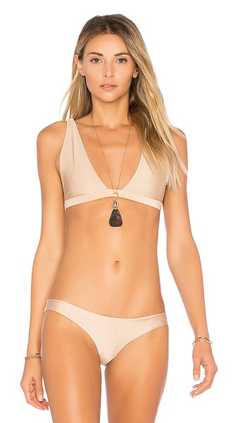 Tularosa x REVOLVE Stellar Top in nude - Straight-up stun in the Stellar Top this swim season....