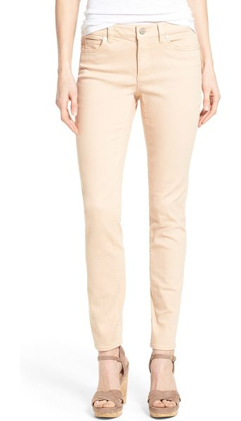 TWO BY VINCE CAMUTO colored stretch skinny jeans - Cut from comfortable stretch denim, staple skinny jeans...