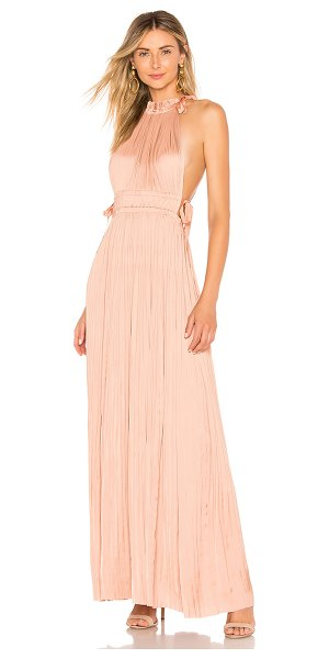 Ulla Johnson Augustine Dress in coral - Ulla Johnson's Augustine dress pays homage to...