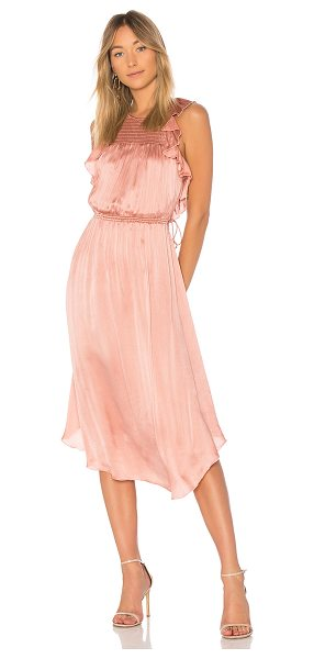 Ulla Johnson eveline dress in rose