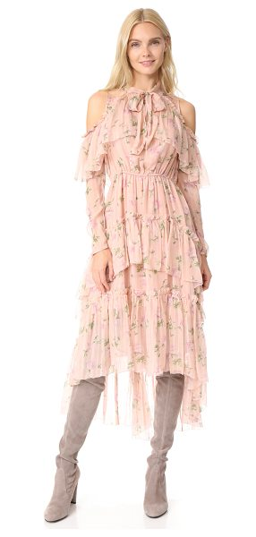 Ulla Johnson marion dress in rose