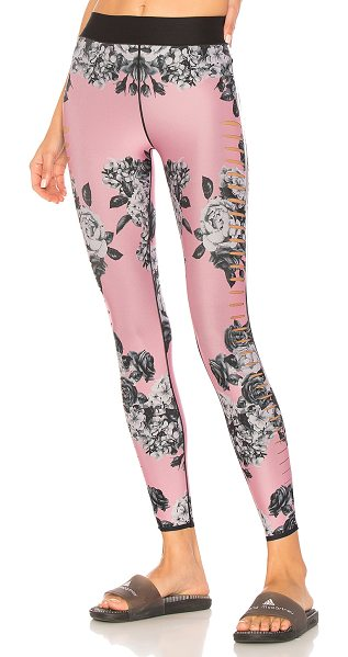 Ultracor Slash Legging in pink