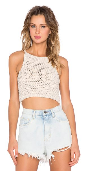 UNIF Matic Crop Top - 100% cotton. Hand wash cold. UNIX-WS107. UWT 1197. UNIF...
