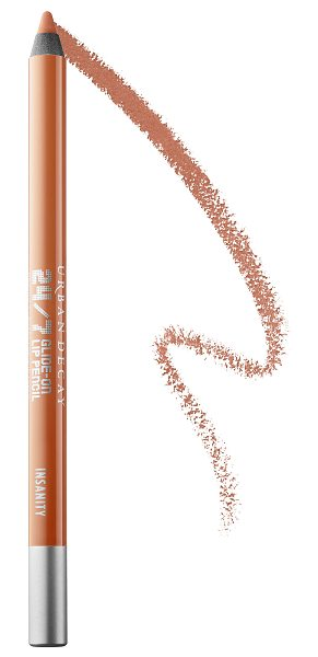 Urban Decay 24/7 Glide-On Lip Pencil Insanity - A creamy, 24-hour wear lip pencil that lines and primes...