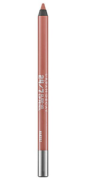 URBAN DECAY 24/7 Glide-On Lip Pencil Naked 2 - A creamy, 24-hour wear lip pencil that lines and primes...