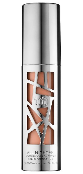 Urban Decay All Nighter Liquid Foundation 10 - A full-coverage, waterproof foundation that lasts all...