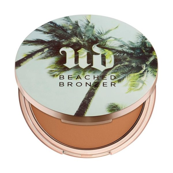 URBAN DECAY beached bronzer - What it is: Get bronzy, glowing skin (sans the sun...