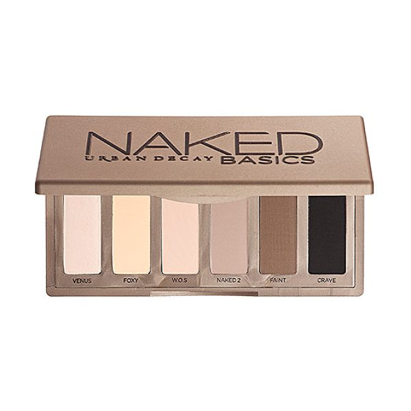 Urban Decay Naked Basics Eyeshadow Palette Naked Basics