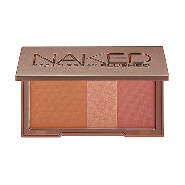 Urban Decay Naked Flushed Palette Naked
