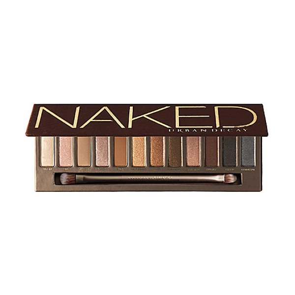 URBAN DECAY Naked Palette Naked 12 x - A revolutionary, neutral eye palette of...
