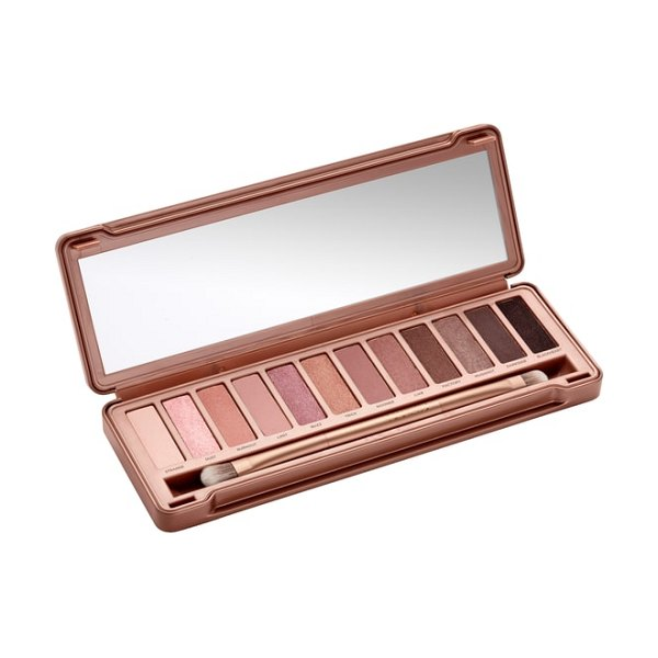 Urban Decay naked3 eyeshadow palette in naked3 palette