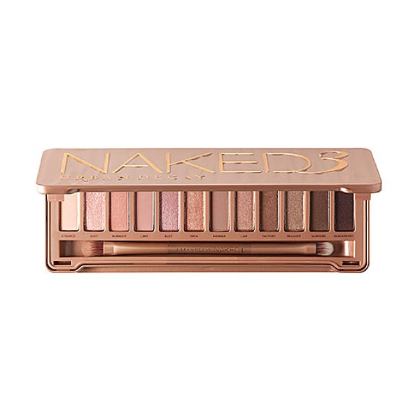 Urban Decay Naked3 Palette Naked3 12 x - A long-awaited follow-up exclusive eyeshadow palette...