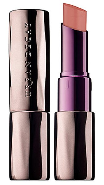 Urban Decay revolution lipstick native - A luxury lipstick that delivers intense color payoff...
