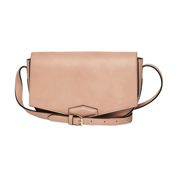 Urban Originals loved vegan leather crossbody bag in pink