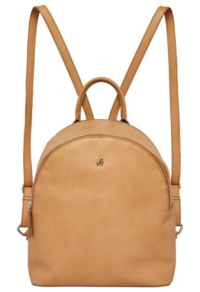 URBAN ORIGINALS magic vegan leather backpack - A clean and curvy silhouette defines a versatile...