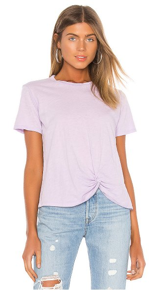 Velvet by Graham & Spencer pippa tee in sorbet
