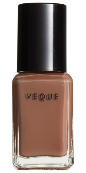 VEQUE nude nail polish in bare - What it is: A nail polish formulated with Veque's...