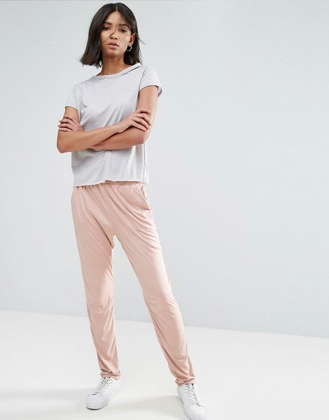 "VERO MODA Slim Fit Cigarette Pant - """"Pants by Vero Moda, Soft-touch woven fabric, High-rise..."