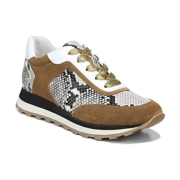 Veronica Beard hartley sneaker in brown
