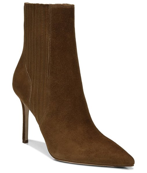 Veronica Beard lisa bootie in brown