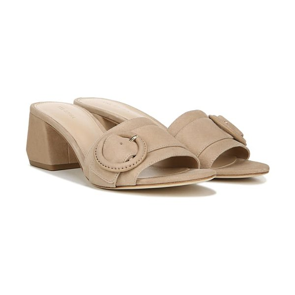 Via Spiga flor slide sandal in beige