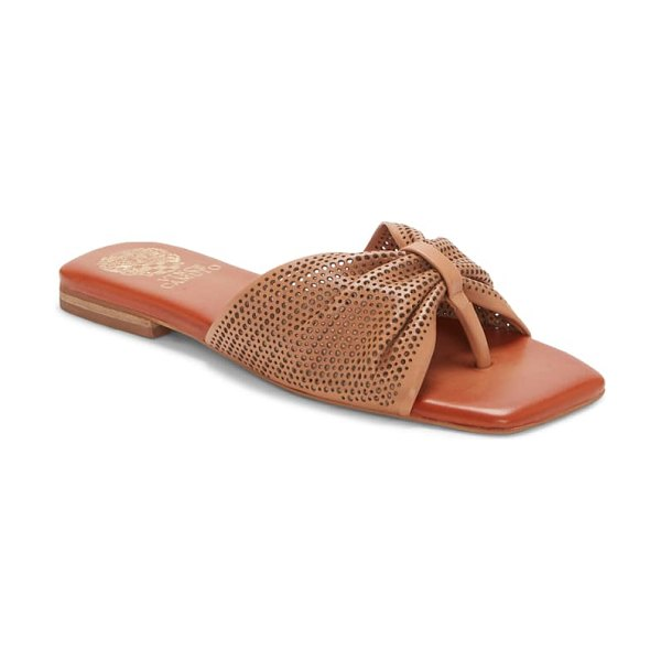 Vince Camuto amahlee sandal in brown