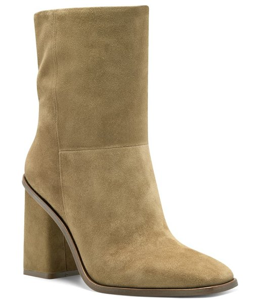 Vince Camuto dantania bootie in brown