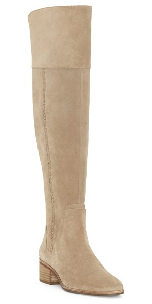 Vince Camuto kochelda over the knee boot in brown