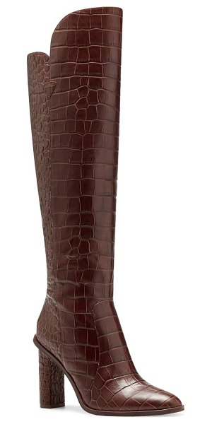 Vince Camuto palley knee high boot in brown