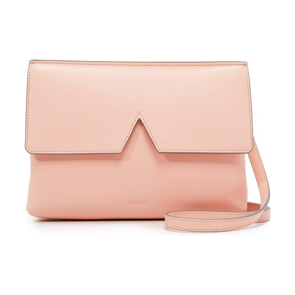 Vince Cross body bag in blush
