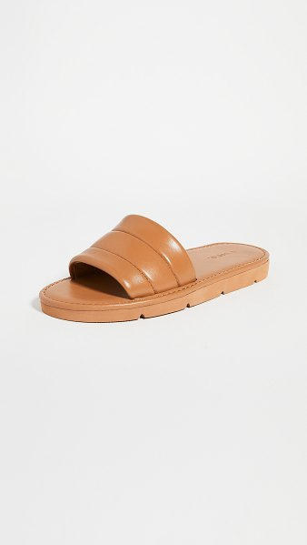 Vince olina sandals in tan