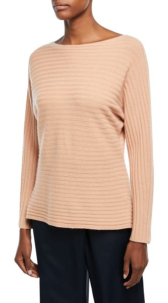 Vince Self-Tie Back Dolman Sweater in blush - EXCLUSIVELY AT NEIMAN MARCUS (Blue only) Vince self-tie...