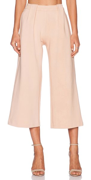 VIVIAN CHAN Trisha pants in blush
