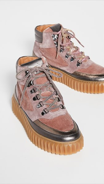 Voile Blanche eva hikers in steel blush