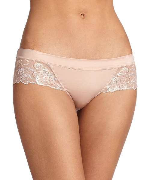 WACOAL In bloom tanga - Sexy yet sophisticated, a low-rise silhouette featuring...