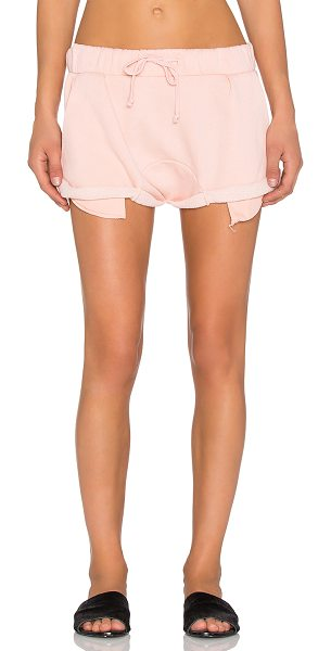 Wildfox Solid shorts in pink