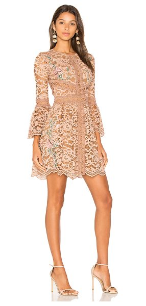 X BY NBD Kyle Dress - X by NBD nods to vintage influence with the ultra...