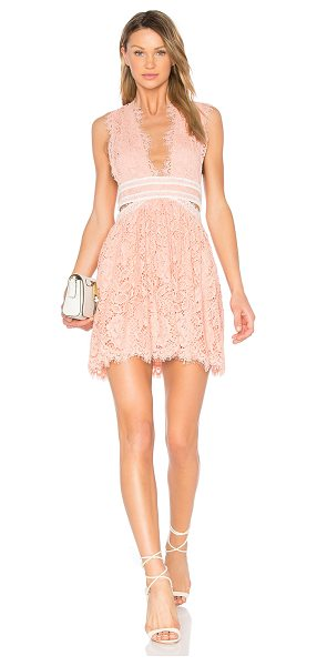 X by NBD Phoenix Dress in blush - Create a magic moment in the Phoenix Dress from X by...