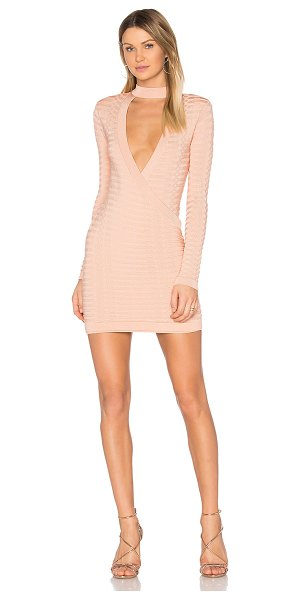 X by NBD Wyler Mini in pink - Turn to X by NBD's Wyler Dress for a legendary night out...