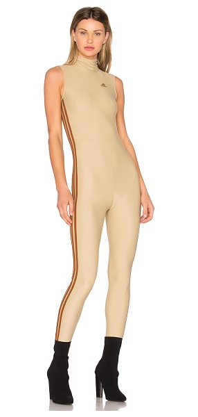 YEEZY SEASON 3 Athletic Long Jumpsuit - 78% recycled polyamide 22% elastane. Back hidden zipper...