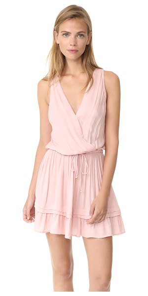 Young Fabulous & Broke nadine dress in peony - This charming Young Fabulous & Broke dress has a...