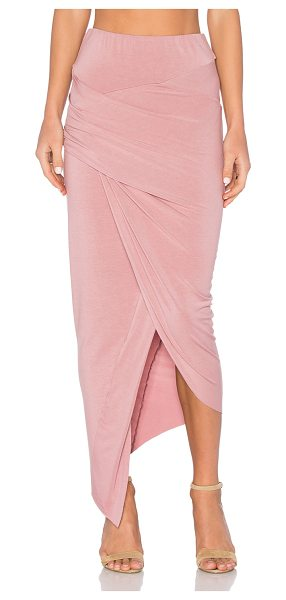Young Fabulous & Broke Sassy Skirt in blush