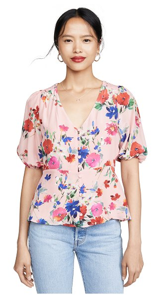 Yumi Kim cloud 9 top in sunnyside pink