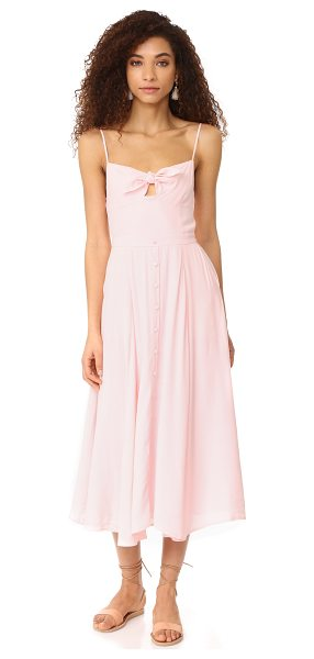 YUMI KIM pretty woman dress - NOTE: Runs large. A feminine Yumi Kim dress with a...