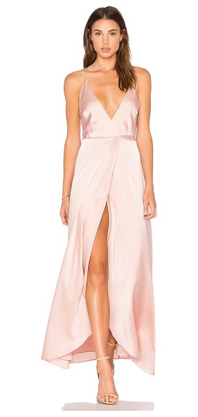 YUMI KIM Rush Hour Maxi Dress - Self: 97% poly 3% spandexLining: 100% poly. Dry clean...