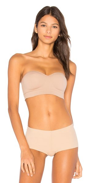 Yummie by Heather Thomson peyton strapless convertible bra in almond