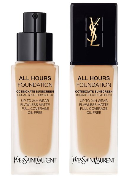 Yves Saint Laurent all hours full coverage matte foundation spf 20 in b25 beige