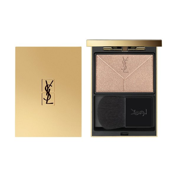 Yves Saint Laurent couture highlighter in nude,