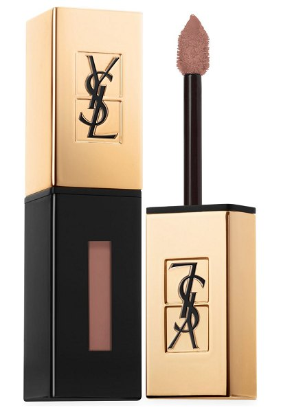 Yves Saint Laurent limited edition luxuriant haven glossy stain lip color in beige - WHAT IT IS Inspired by the vibrant colors and exotic...